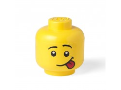 LEGO Storage Head (Small) - Silly