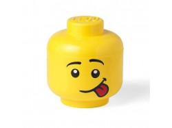 LEGO Storage Head (Large) - Silly