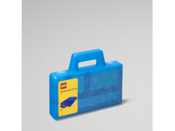 LEGO® Sorting Case to Go, Blue