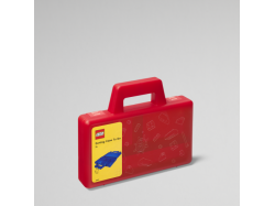 LEGO® Sorting Case To Go, Red