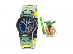 LEGO Star Wars Yoda Watch with Minifigure