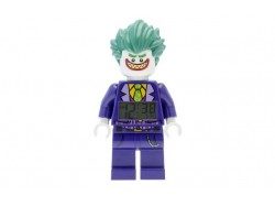 LEGO Batman Movie - Joker Figure Alarm Clock