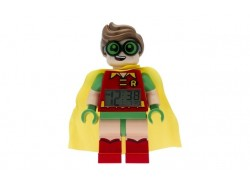LEGO Batman Movie - Robin Figure Alarm Clock