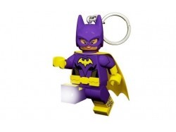 LEGO Batman Movie - Batgirl Key Chain Light