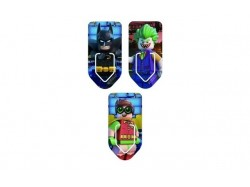 LEGO Batman Movie - Book Markers (3 Pack)