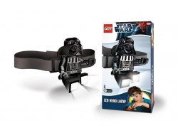 LEGO Star Wars - Darth Vader Head Lamp
