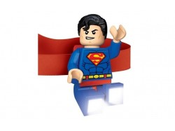 LEGO Super Heroes - Superman Head Lamp