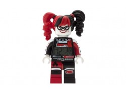 LEGO Batman Movie - Harley Quinn Figure Alarm Clock
