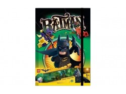 LEGO Batman Movie Batman Journal