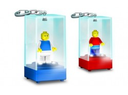 LEGO Lighted Minifigure Key Fob with Classic Figurine