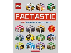 Factastic: A LEGO® Adventure in the Real World (LEGO® Non-fiction)