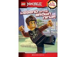 Legend of the Brown Ninja (LEGO® NINJAGO®)