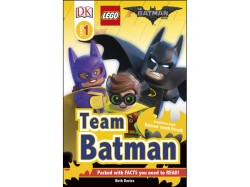 The LEGO BATMAN MOVIE Team Batman
