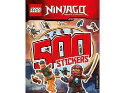 LEGO Ninjago 500 stickers