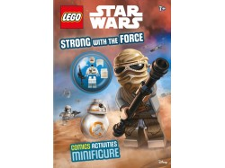 LEGO Star Wars: Strong with the Force (Activity Book with Minifigure)
