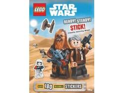 LEGO Star Wars: Ready Steady Stick Cosmic Activity Book