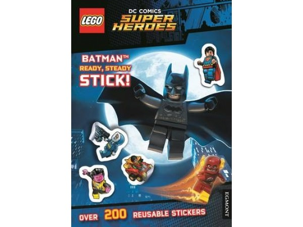 LEGO Batman Ready Steady Stick