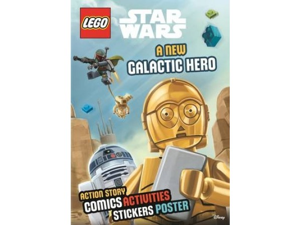 LEGO Star Wars: A New Galactic Hero