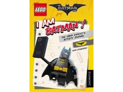 LEGO the Batman Movie: The Dark Knight's Activity Journal