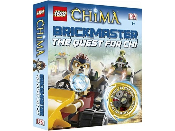 LEGO Chima Brickmaster the Quest for Chi