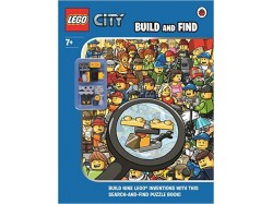 LEGO City Build and Find With Minifigure