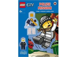 LEGO City Police Mission Activity and Minifigure