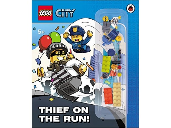 LEGO City Thief on the Run Storybook