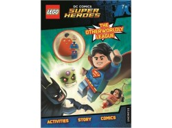LEGO DC Super Heroes The Otherworldy League!