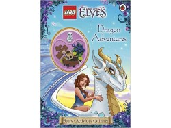 LEGO Elves: Dragon Adventures Activity Book