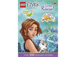 LEGO Elves: To the Rescue: Sticker Book