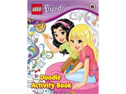 LEGO Friends Doodle Activity Book