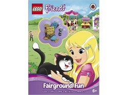 LEGO Friends Fairground Fun Activity Book