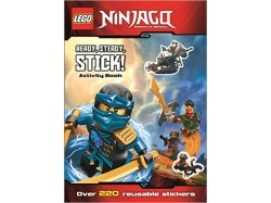 LEGO Ninjago Masters of Spinjitzu Ready, Steady, Stick!