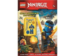LEGO Ninjago Masters of Spinjitzu Sky Pirates Attack!
