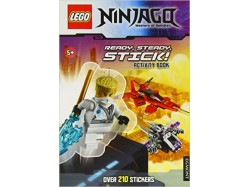 LEGO Ninjago Ready Steady Stick! Sticker Activity Book