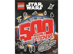 LEGO Star Wars 500 Reusable Stickers