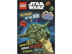 LEGO Star Wars The Power of the Jedi Activity and Stickers