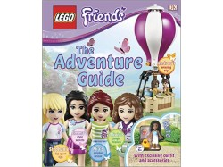 Lego Friends the Adventure Guide