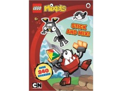 LEGO Mixels: Stick and Mix Sticker Activity Book