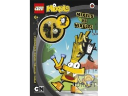 LEGO Mixels: Mixels vs Nixels Activity Book with Bricks