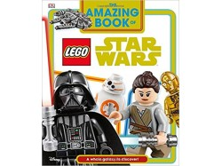 The Amazing Book of LEGO Star Wars Hardcover