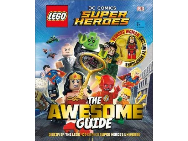Super Heroes: Awesome Guide