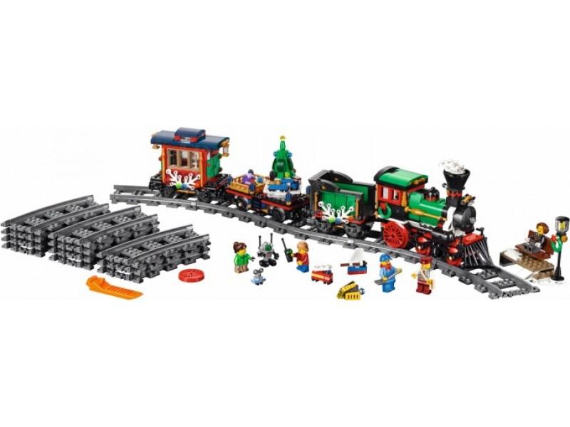 lego sets lego creator winter holiday train new release. Black Bedroom Furniture Sets. Home Design Ideas