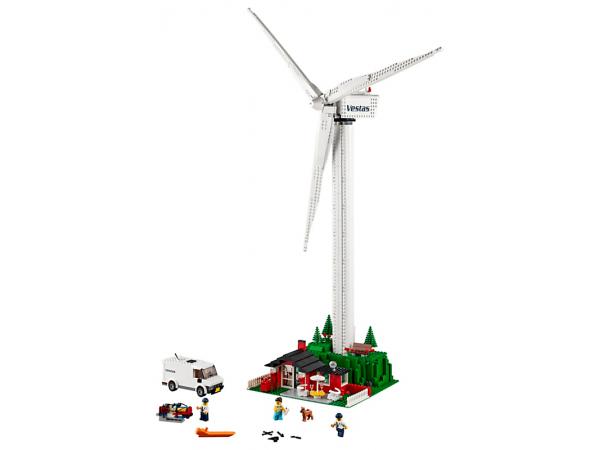 Vestas Wind Turbine - Kiddiwinks Online LEGO Shop