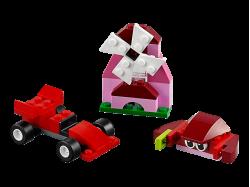 Red Creative Box