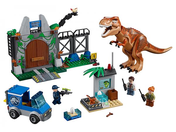 T. rex Breakout