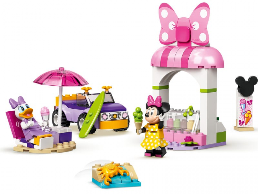 Minnie Mouse's Ice Cream Shop
