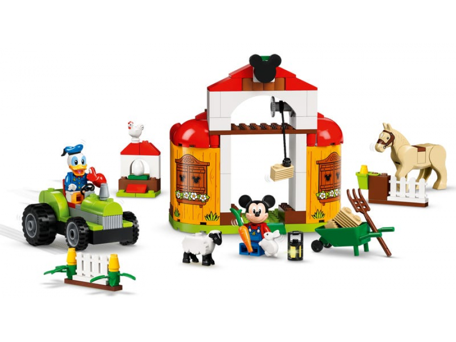 Mickey Mouse & Donald Duck's Farm