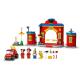 Mickey & Friends Fire Truck & Station