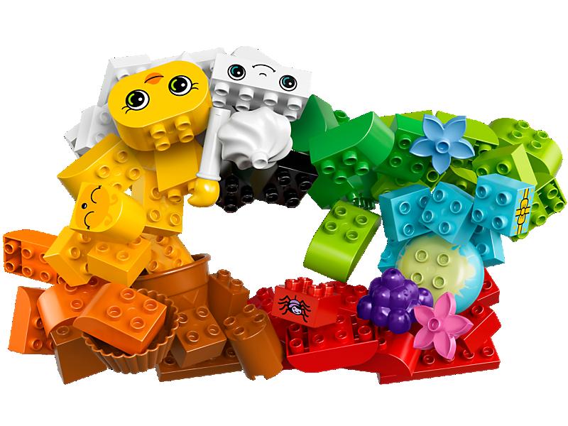 LEGO DUPLO Creative Chest - Kiddiwinks Online LEGO Shop
